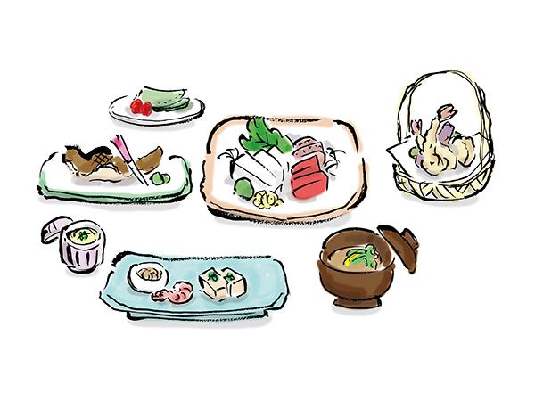 会席料理と懐石料理の共通点