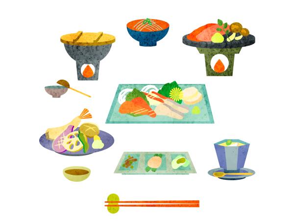 会席料理と懐石料理の違い