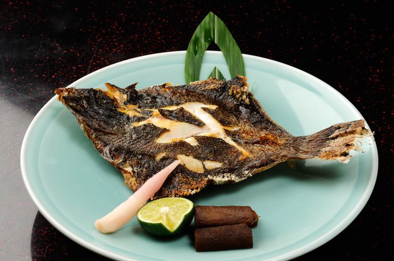 季節の焼魚
