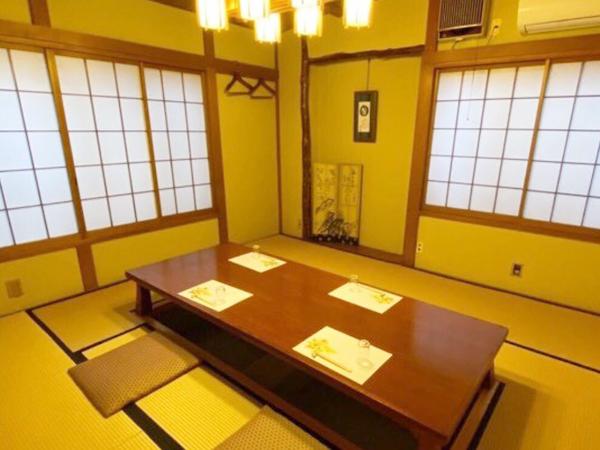 2階 座敷「菊」